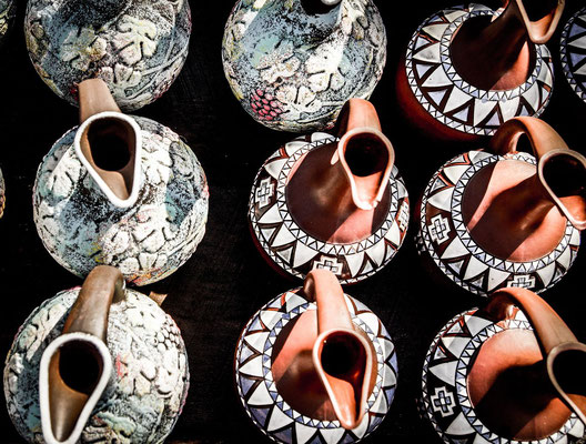 beautiful handmade pottery