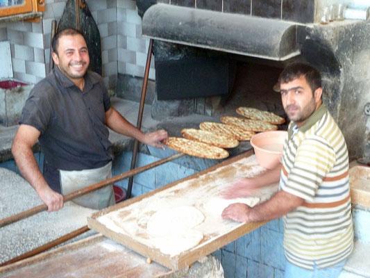 Mardin, Flatbread Bakery