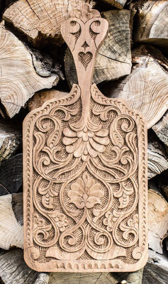 example: decoration wooden board
