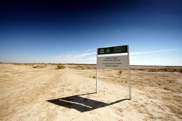 "archaeological complex ""Gonur Depe"""