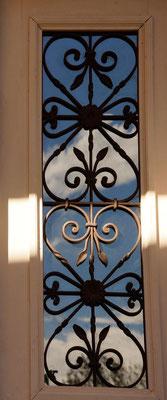 Window in Art Nouveau style