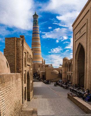 Islamhodja minaret