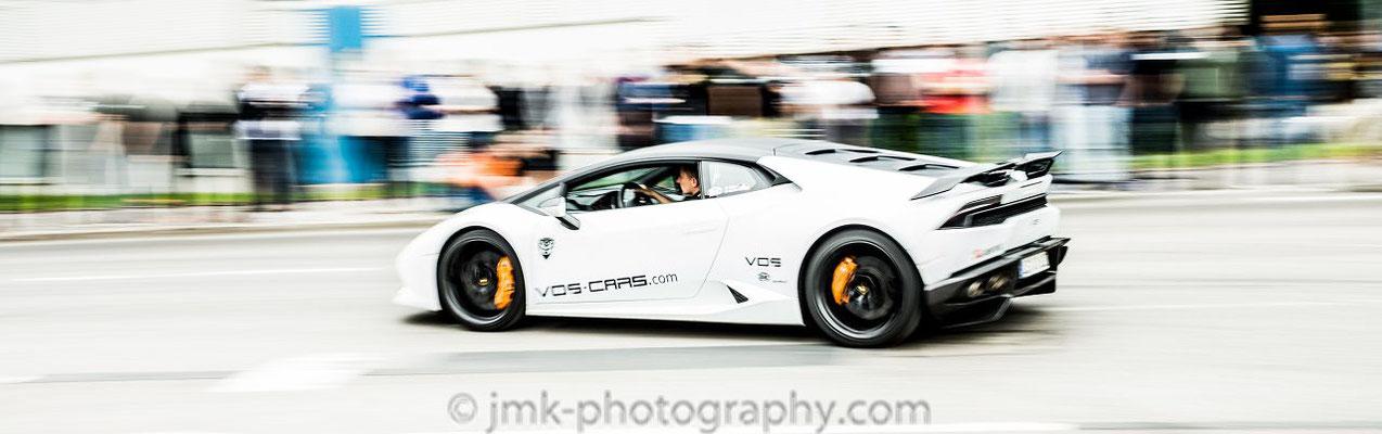 Lamborghini Huracan VOSS Performance