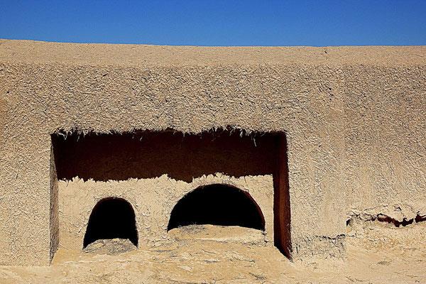 restored walls