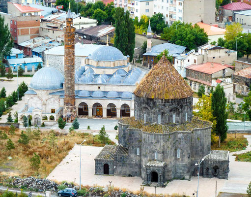 The Armenian Church of the Apostles housed a museum in the 1960s–70s and was converted to a mosque in 1993
