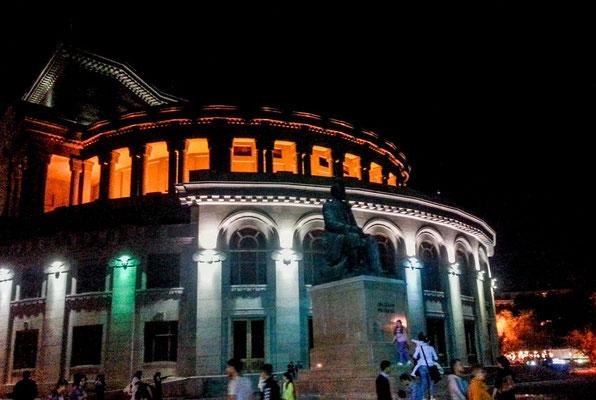 Aram Khachaturyan Grand Concert Hall