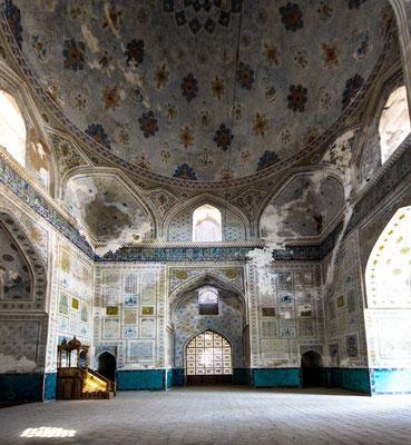 Kok Gumbaz Mosque, Dorut-Tilovat Memorial complex