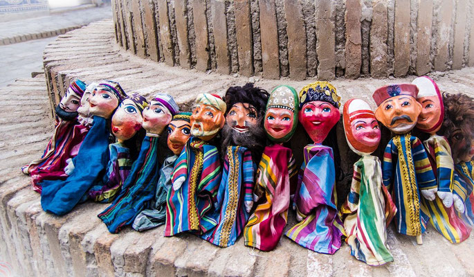 The Khiva Puppet Theater
