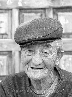 Mr. Saadatbek, Kirgistan