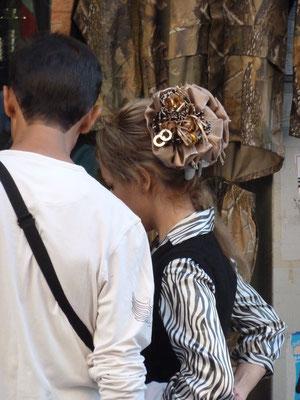 Istanbul - hair accessories