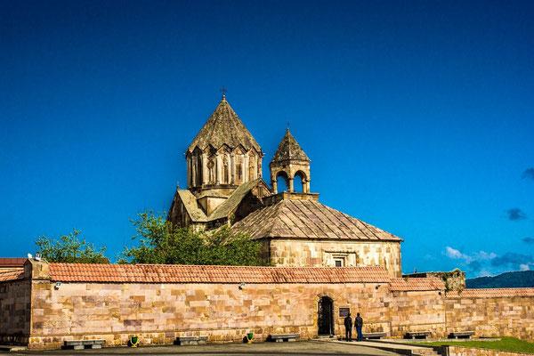 Gandzasar Monastery (1216-1266)