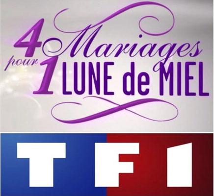 4 mariages pour 1 lune de miel TF1 Lucky Animation Lyon