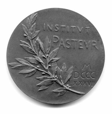 Oscar Roty: Louis Pasteur
