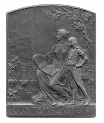 Auguste Maillard: Contemplation