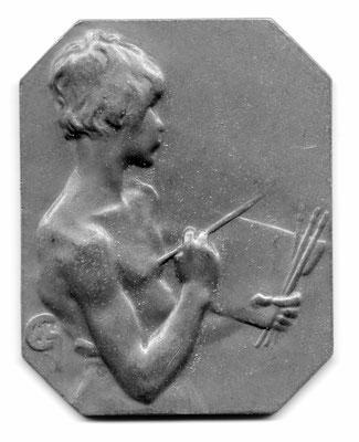 Alexandre Charpentier: La Peinture