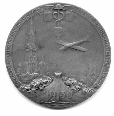 Alphonse Mauquoy: Exposition Internationale Anvers (1930)