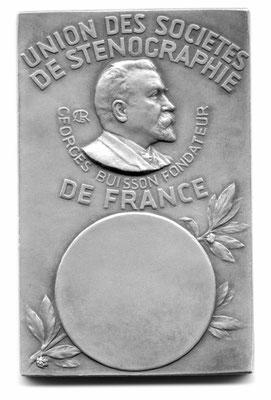 Adolphe Rivet: Union des Sociétés de Sténographie