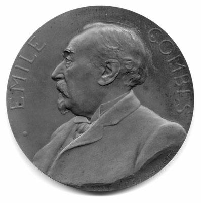 Léon Deschamps: Emile Combes