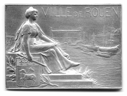 Hippolyte Lefebvre: Ville de Rouen