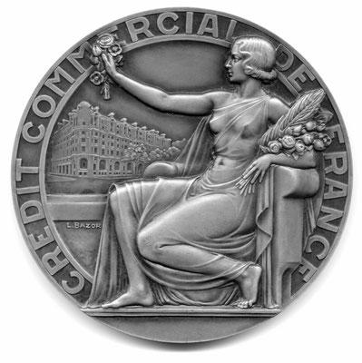 Lucien Bazor: Crédit Commercial de France