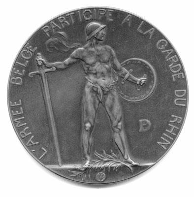 Paul Dubois: La Belgique rompt sa neutralité