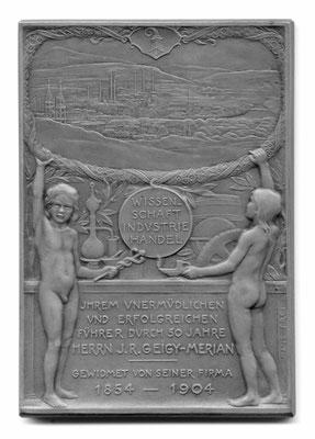 Hans Frei: Johann Rudolf Geigy-Merian
