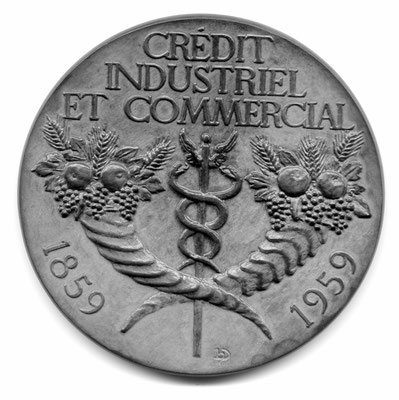 Henri Dropsy: Crédit industriel et commercial