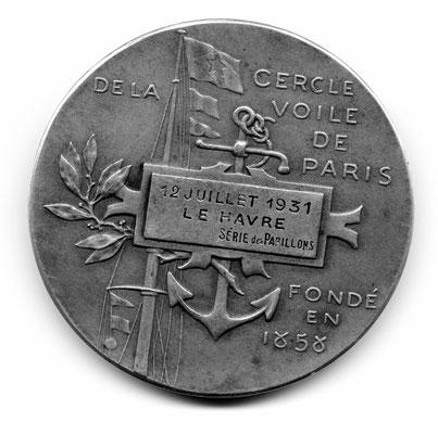 Louis Bottée: Cercle de la voile de Paris