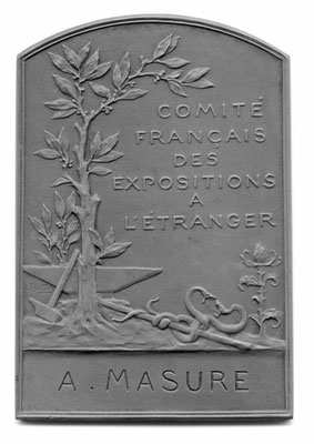 Louis Bottée: Comité des Expositions a l'Etranger