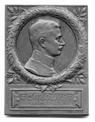 Heinrich Kautsch: Karl I.