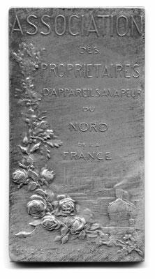 Pierre-Victor Dautel: Associations des propriétaires d'appareil à vapeur du Nord de la France