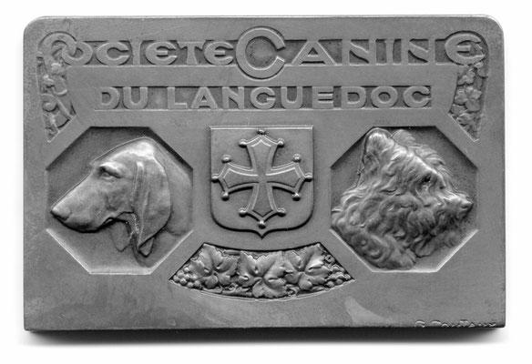 Georges Contaux: Société canine du Languedoc