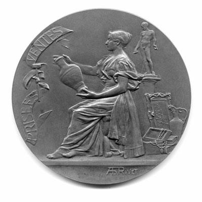 Adolphe Rivet: Commissaires-priseures au Departement de la Seine