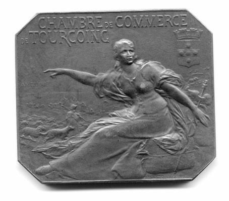 Hippolyte Lefebvre: Chambre de Commerce de Tourcoing