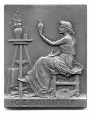 Georges Prud'homme: Céramique