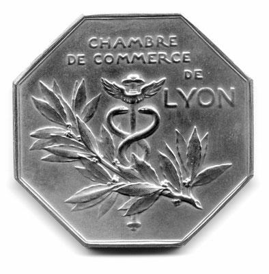 Oscar Roty: Chambre de Commerce de Lyon