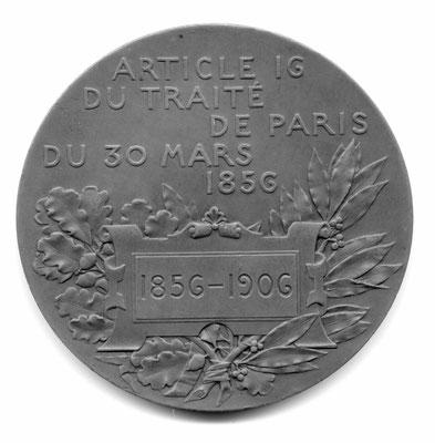 Auguste Patey: Commission Européenne du Danube