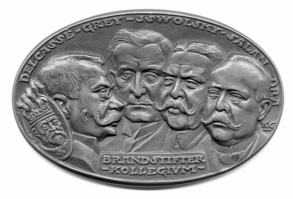 Karl Goetz: Lügenfeldzug des Vierverbands