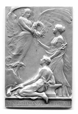 Heinrich Kautsch: Labor Improbus Omnia Vincit