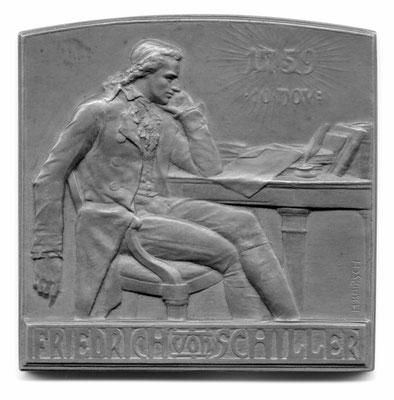 Heinrich Kautsch: Friedrich von Schiller