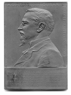 Oscar Roty: Gustave-Louis Dubar