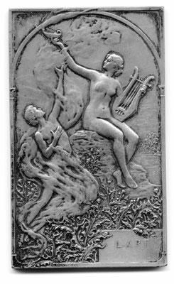 Godefroid Devreese: Exposition universelle et internationalle de Bruxelles (1910)