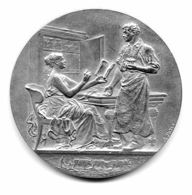 Auguste Patey: Caisse d'Epargne de Nevers