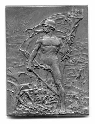 Georges Prud'homme: La France à Verdun