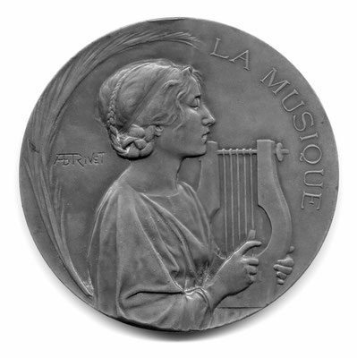 Adolphe Rivet: La Musique
