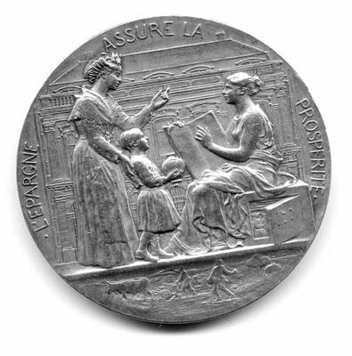 Auguste Patey: Caisse d'Epargne d'Angers