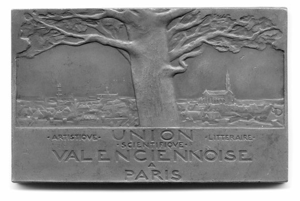 Pierre-Victor Dautel: Union valenciennoise à Paris