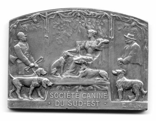 Édouard Blin: Société canine du Sud-Est