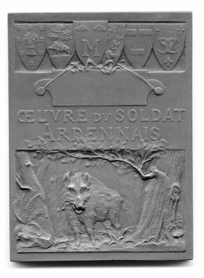 Georges Prud'homme: Oeuvre du soldat ardennais