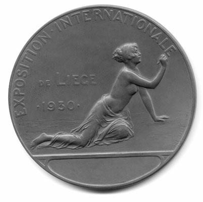 Godefroid Devreese: Exposition internationale de Liège (1930)